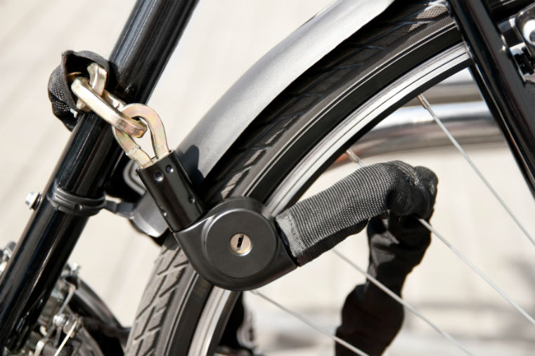 Bike lock | Smarter Travel Ltd