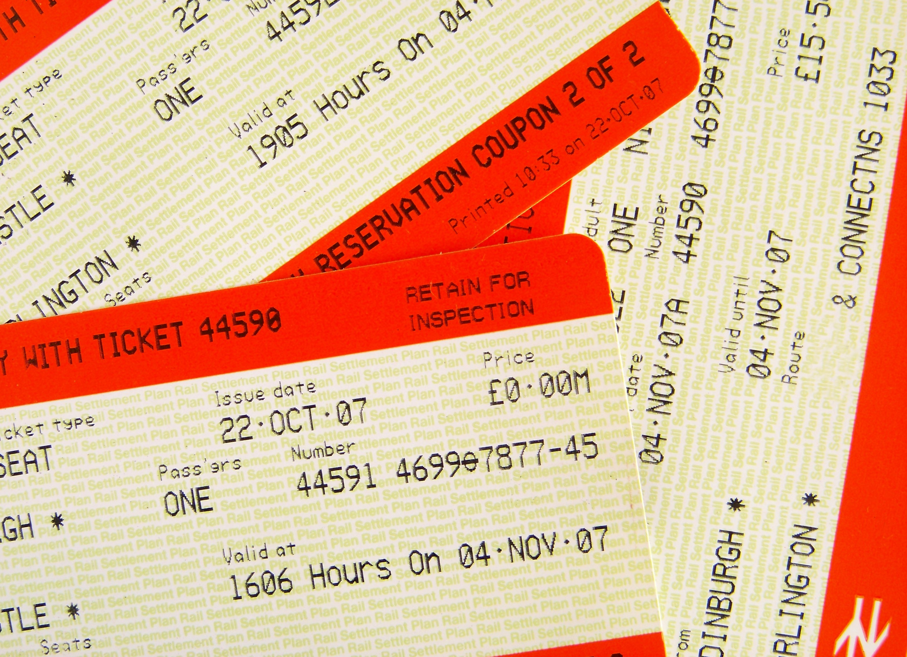 Train tickets | Smarter Travel Ltd