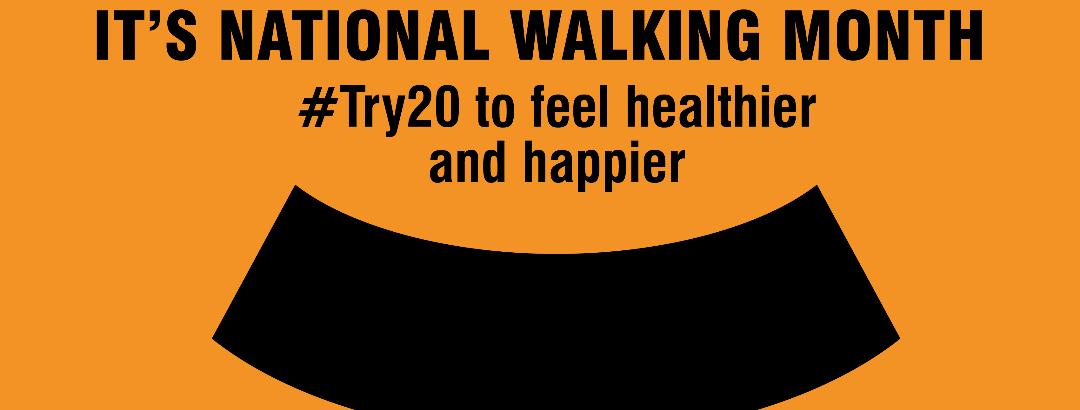 National Walking Month 2017 | Smarter Travel Ltd