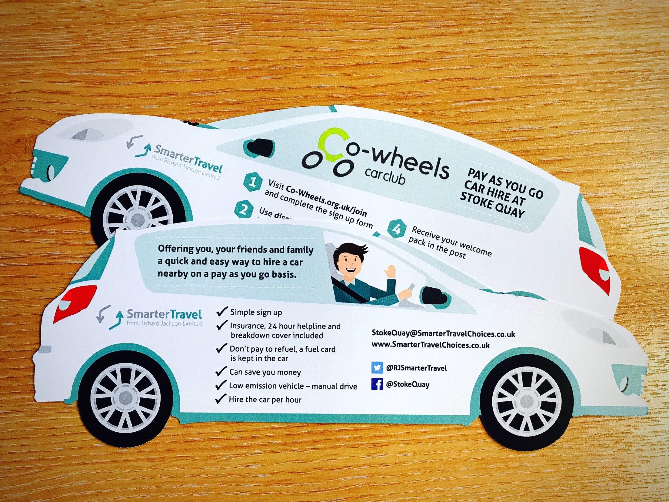 Residential Travel Plan Ipswich Car Club Smarter Travel Ltd