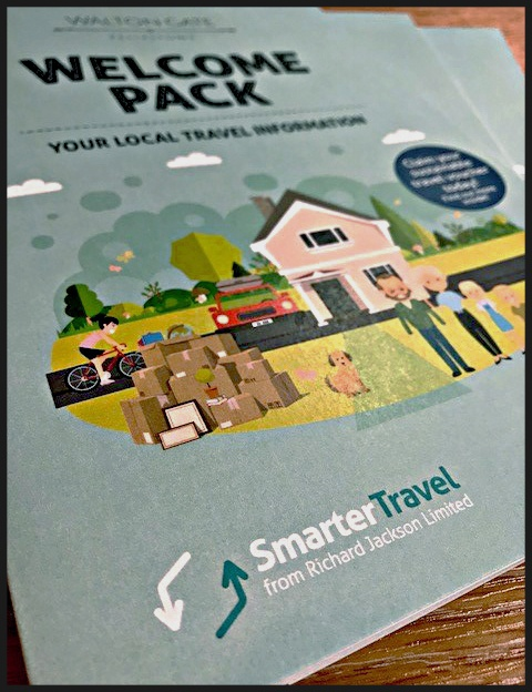 Walton Gate Welcome Pack | Smarter Travel Ltd
