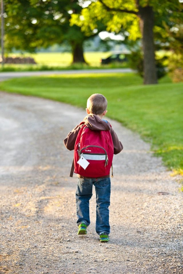 Walking to School | Smarter Travel Ltd