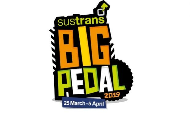 Sustrans The Big Pedal | Smarter Travel Ltd
