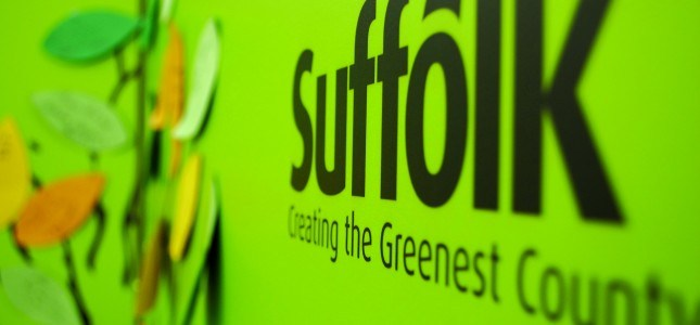 Suffolk Greenest County Awards   Smarter Travel Limited